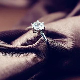 ~米蘭 ~戒指鑲鑽 銀飾品 獨特 美艷氣質百搭七夕情人節生日 73ae150