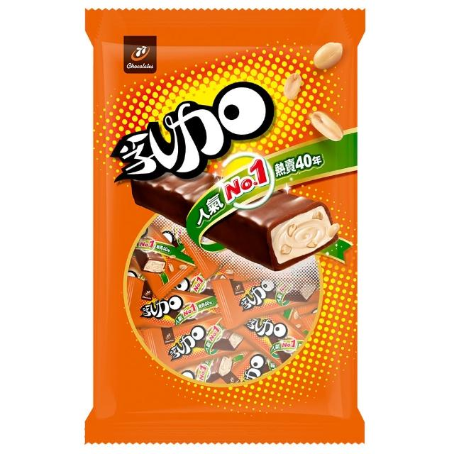 【77】乳加巧克力320g(迷你)