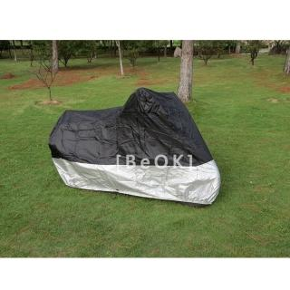 【BeOK】重機專用防水防塵防雨車罩 L號 208*85*120