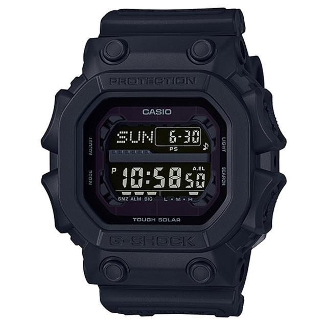 【CASIO】G-SHOCK 全新超進化立體霸氣運動錶(GX-56BB-1)