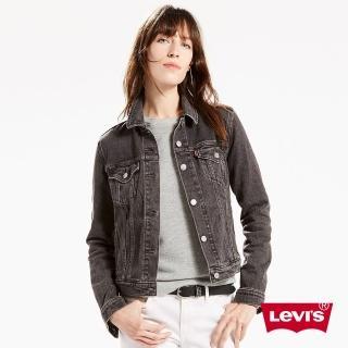 【Levis】女款TRUCKER 丹寧牛仔外套 / ORIGINAL