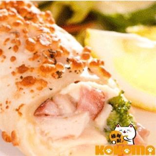 【極鮮配】起司雞肉捲(150G±10%/1包2入-6包)