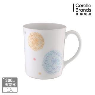 【美國康寧 CORELLE】繽紛美夢馬克杯(509)
