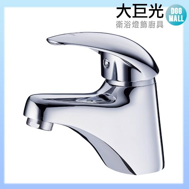 【大巨光】臉盆單孔單槍水龍頭(TAP-100506)