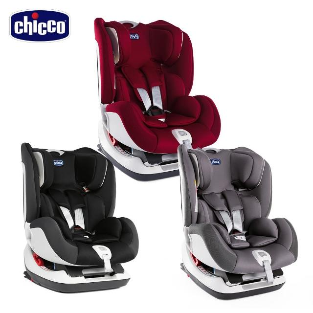 【chicco】Seat up 012 Isofix安全汽座-5色