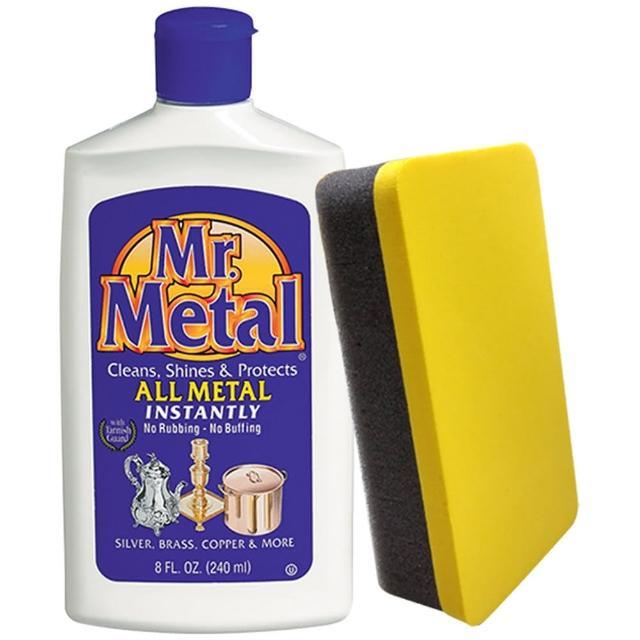 【Formula1】金先生-金屬擦亮液