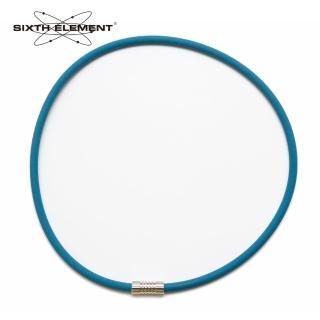 【第六元素】IEN負離子高能量項鍊(809藍色)