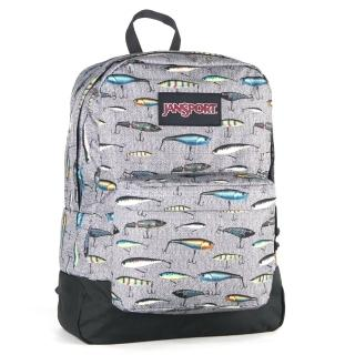 【JanSport】校園背包-BLACK LABEL SUPERBREAK(魚魚)