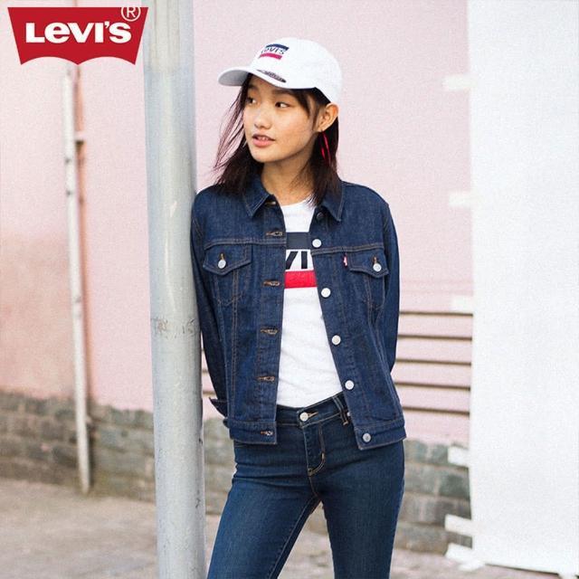 【Levis】TRUCKER 丹寧牛仔外套 / ORIGINAL