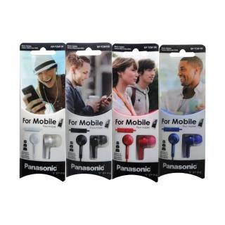 【Panasonic】手機用耳道式耳麥(RP-TCM105)