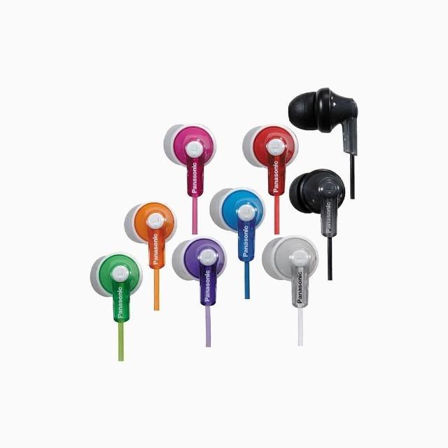【Panasonic】水彩風內耳式耳機(RP-HJE120)