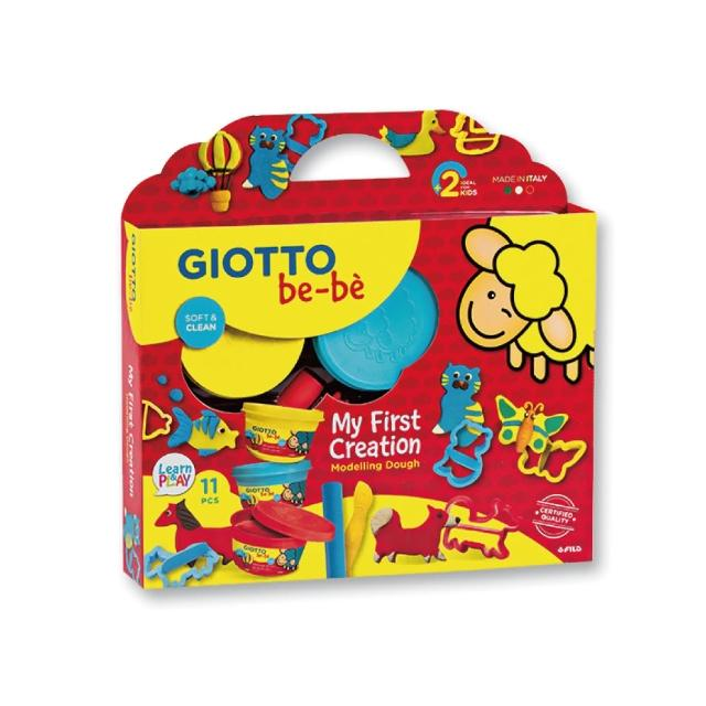 【義大利GIOTTO】寶寶黏土派對