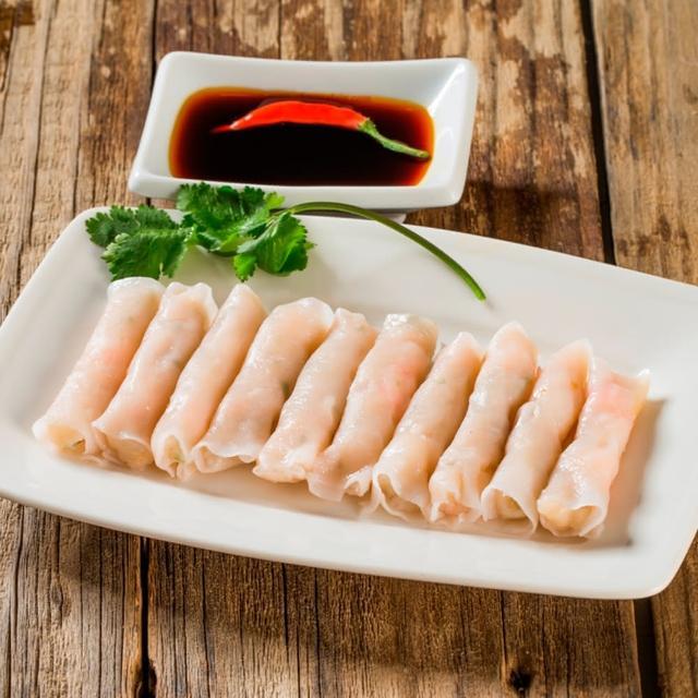 【鮮食家任選799】台灣好漁 蝦餃(90g/包)