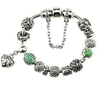 【米蘭 】潘朵拉元素串珠手鍊 飾品 精緻 母親節情人節生日 2款73ay169