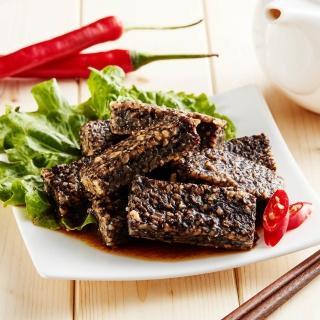 【鮮食家任選799】鬍鬚林滷味 豬血糕(200g±5%/盒)