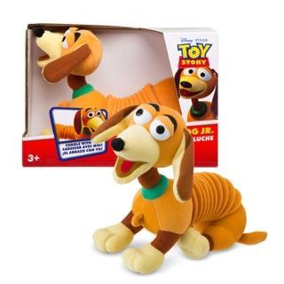 【美國Slinky】彈簧狗軟質玩偶