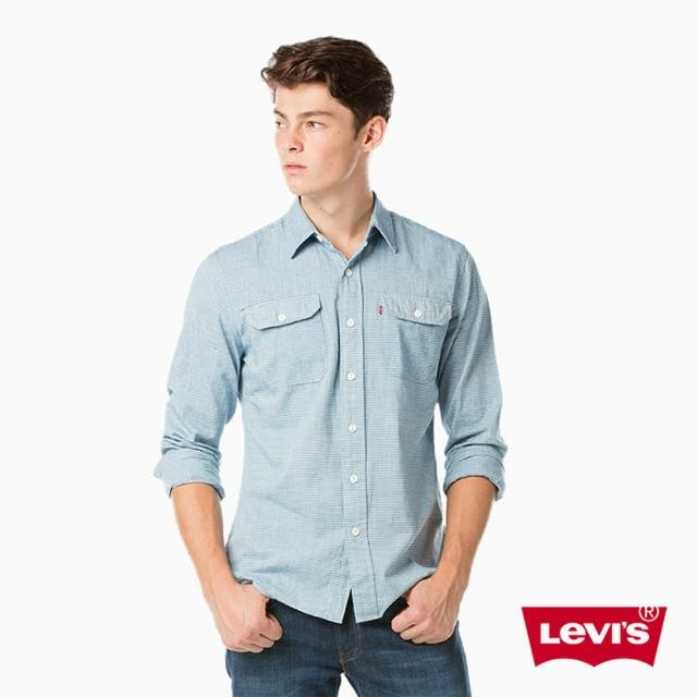 【Levis】WORKER 長袖襯衫 / 雙口袋
