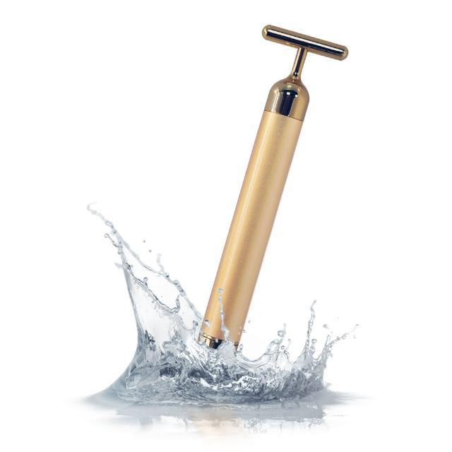 【專業美顏T棒】新24 K金+磁石(拉提小臉專用台灣製)