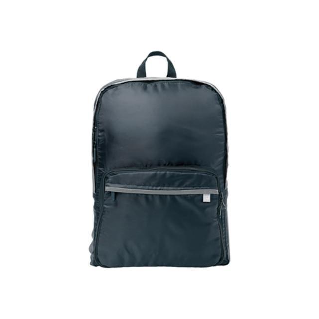 【Go Travel】折疊後背包-深藍(輕量型)
