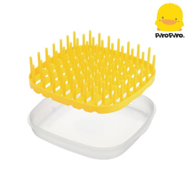 【PiyoPiyo黃色小鴨】多功能瀝水架(微電腦蒸氣消毒烘乾鍋更換備品)