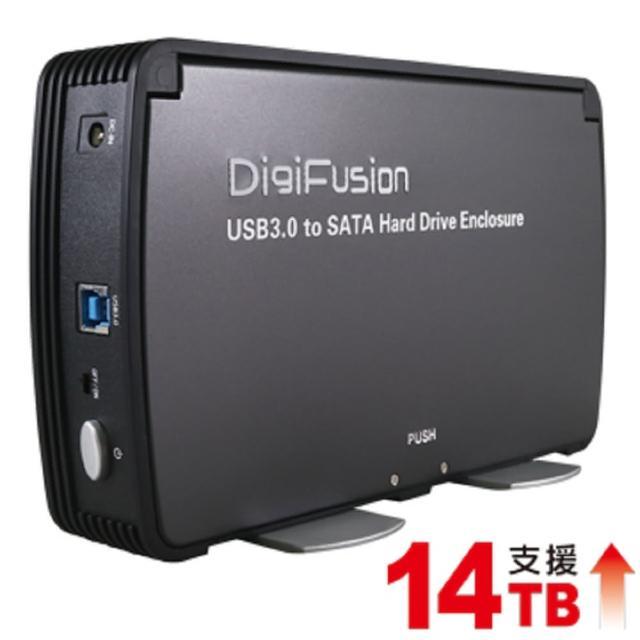 【伽利略】USB3.0 2.5/3.5吋 硬碟外接盒(35C-U3)