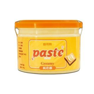 【福汎】Paste焙司特抹醬(純奶酥、220G)