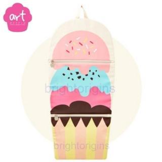 【ART Muffin】掛壁式收納袋(冰淇淋)