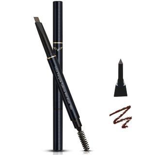 【f.o.x時尚彩妝】舞動刀型眉筆/全新包裝上市(TE02可可棕)