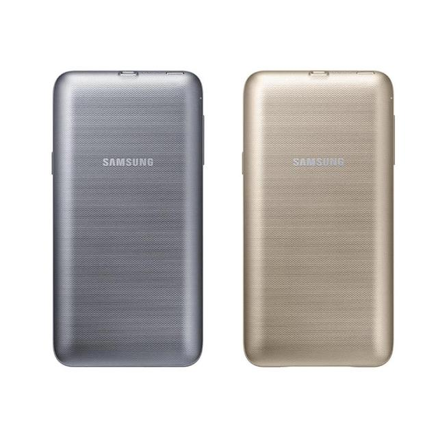 【SAMSUNG】GALAXY S6 Edge+ 原廠無線行動電源保護殼(盒裝)