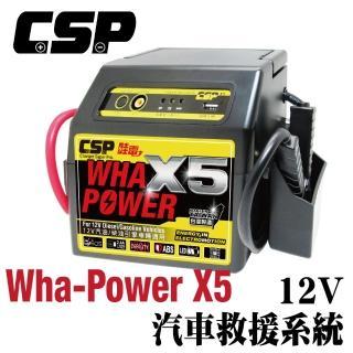 【哇電WOWPOWER】多功能緊急啟動電源WP128(汽柴油車道路救星-5.5噸以下貨車)