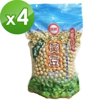 【台糖】本土黃豆(500g/包)x4入