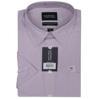 【MURANO】JC正式美版短袖襯衫(淺紫色)