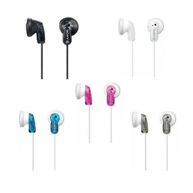 【SONY】多彩耳塞式耳機(MDR-E9LP)