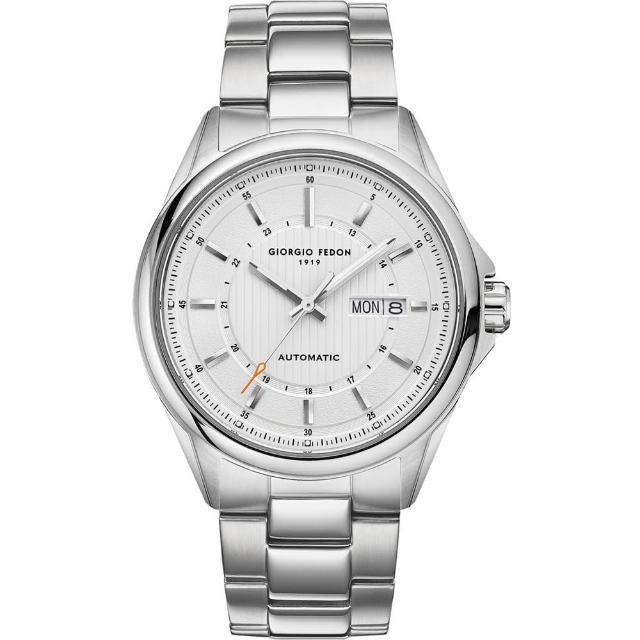 【GIORGIO FEDON 1919】Fedonmatic VII 義大利經典機械腕錶(GFBJ006)