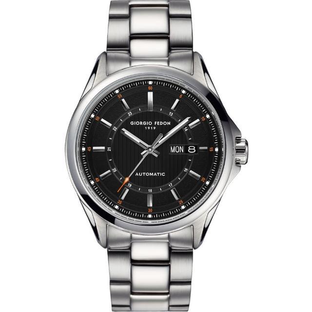 【GIORGIO FEDON 1919】Fedonmatic VII 義大利經典機械腕錶(GFBJ004)