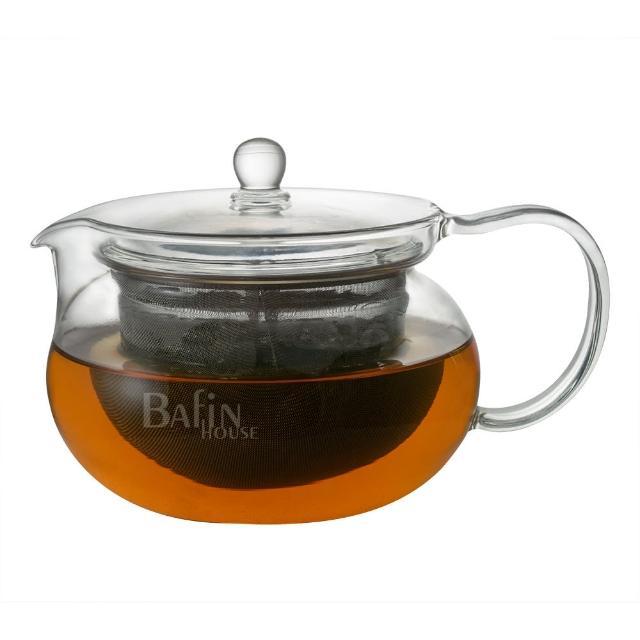 【日本 HARIO】茶茶急須丸形茶壺700ml(CHJMN-70T)