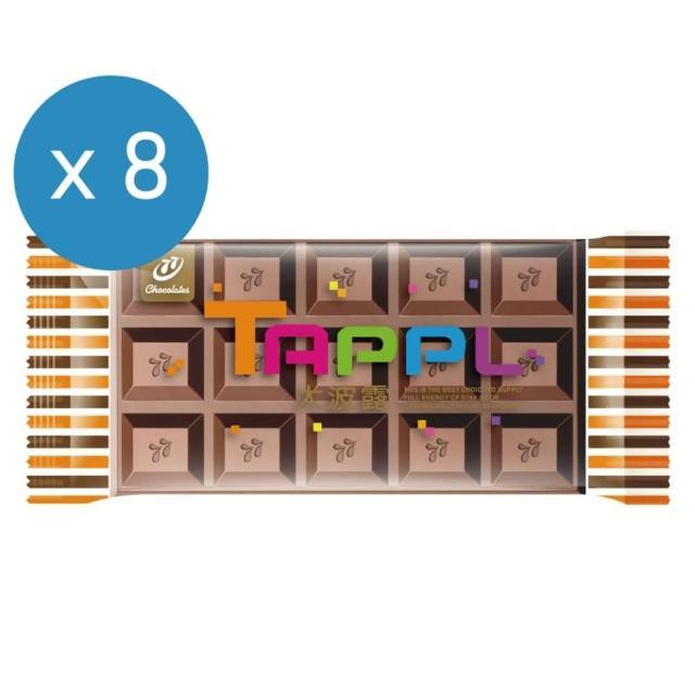 【宏亞食品】77大波露巧克力(40g)*8入