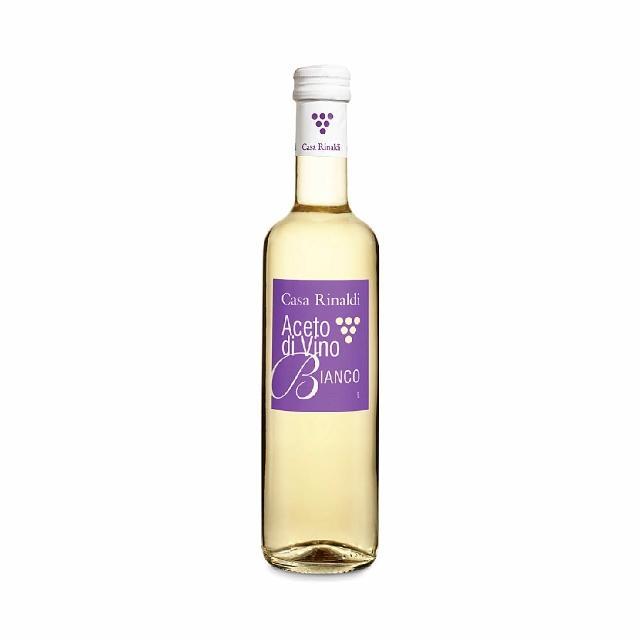 【Casa】凱薩白酒醋 500ml(各式料理必配調味醋)