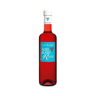 【Casa】凱薩紅酒醋 500ml(各式料理必配調味醋)