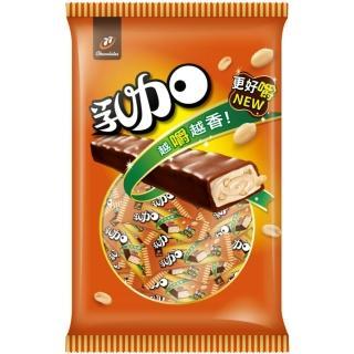 【宏亞食品】77迷你乳加巧克力320g*5入