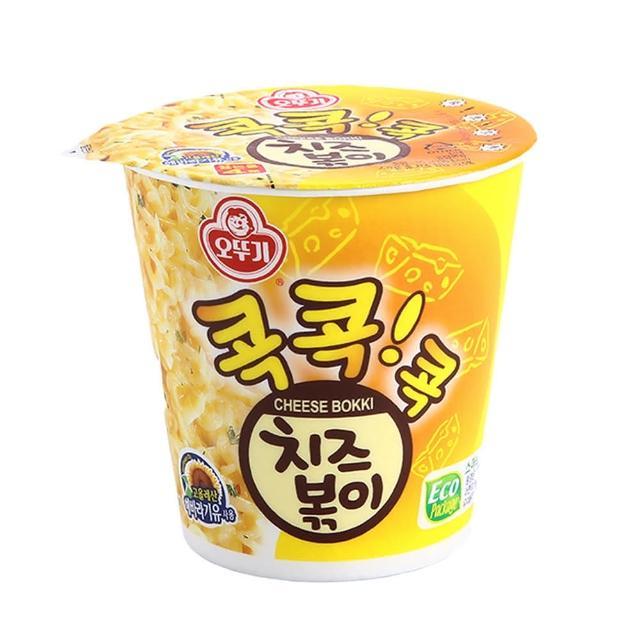 【韓國不倒翁OTTOGI】起司風味乾拌杯麵(55g)