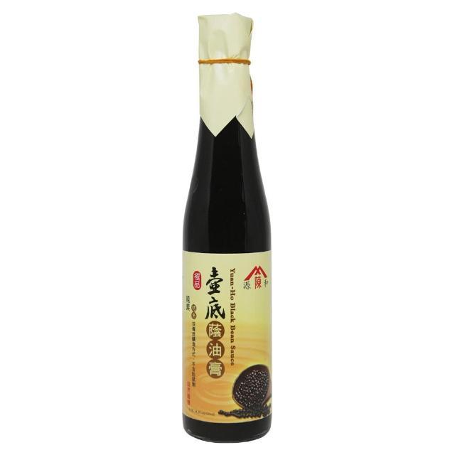 【陳源和】壺底蔭油(黑豆醬油膏)