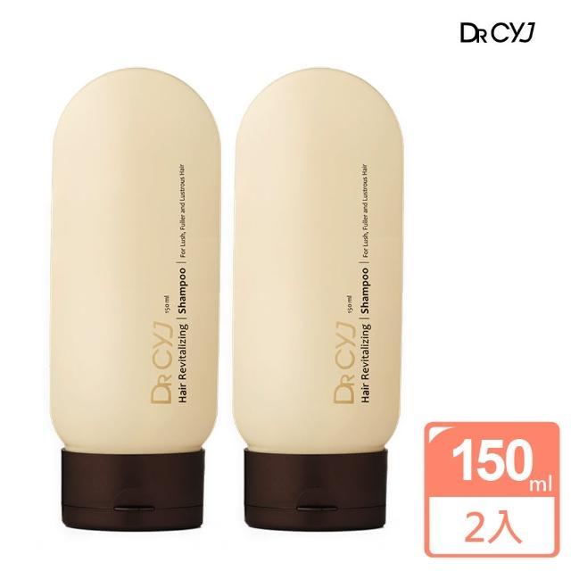 【DRCYJ】髮胜月太賦活洗髮精150ml(2瓶)