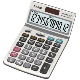 【CASIO】可掀式12位數計算機(JW-120MS)