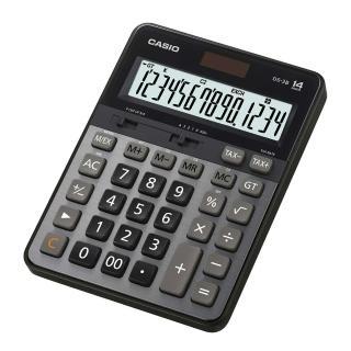 【CASIO】14位數頂級桌上型計算機(DS-3B)