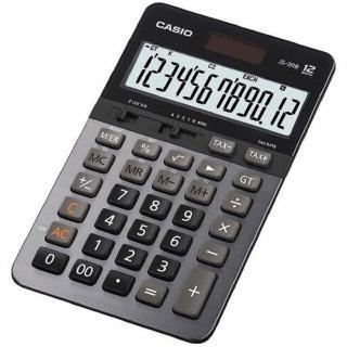 【CASIO】12位數頂級輕巧型計算機(JS-20B)
