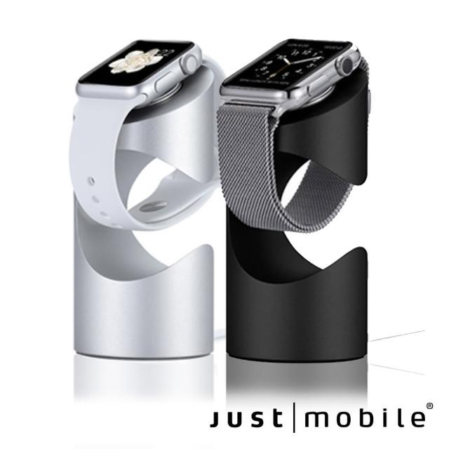 【Just Mobile】TimeStand Apple Watch 充電基座