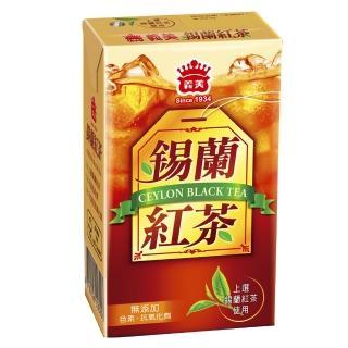 【義美】錫蘭紅茶(250ml x 24入)