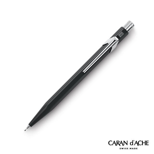 【CARAN d'ACHE】844 經典黑 自動鉛筆(瑞士製)