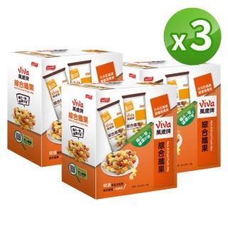 【萬歲牌】綜合纖果 (36gx5入/盒)*3入